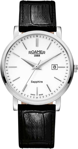 цена  Мужские часы Roamer 709.856.41.25.07  онлайн в 2017 году