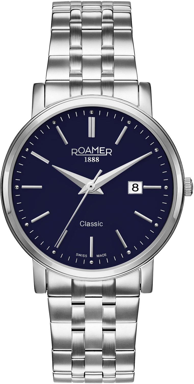 купить Мужские часы Roamer 709.856.41.45.70 по цене 13640 рублей