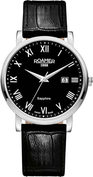цена  Мужские часы Roamer 709.856.41.52.07  онлайн в 2017 году