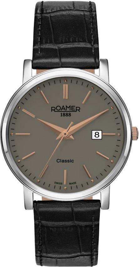 купить Мужские часы Roamer 709.856.41.65.07 по цене 13250 рублей