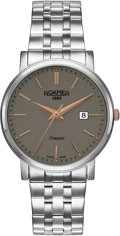 купить Мужские часы Roamer 709.856.41.65.70 по цене 16750 рублей
