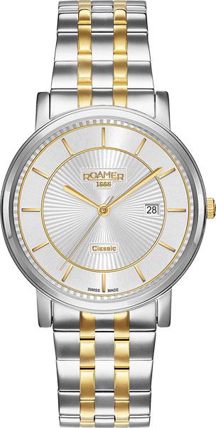 где купить Мужские часы Roamer 709.856.47.17.70 по лучшей цене