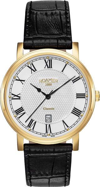 цена  Мужские часы Roamer 709.856.48.22.07  онлайн в 2017 году