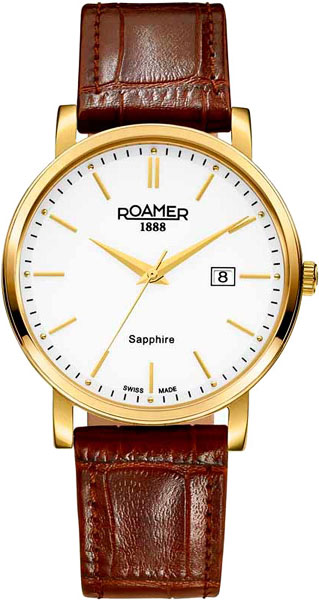 цена  Мужские часы Roamer 709.856.48.25.07  онлайн в 2017 году