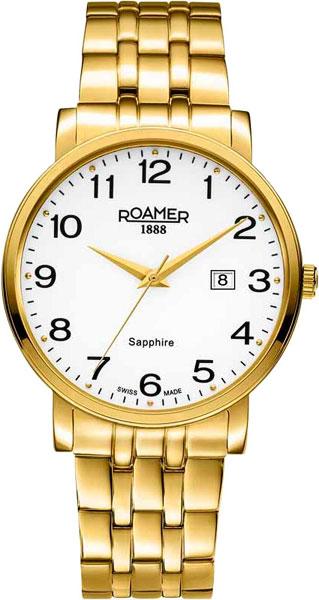 цена  Мужские часы Roamer 709.856.48.26.70  онлайн в 2017 году
