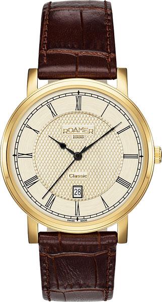 все цены на Мужские часы Roamer 709.856.48.32.07 онлайн