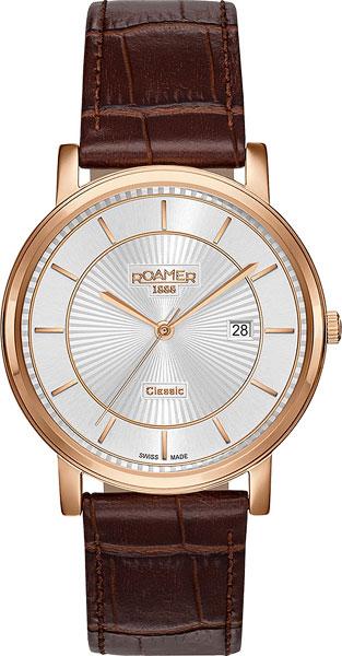 цена  Мужские часы Roamer 709.856.49.17.07  онлайн в 2017 году