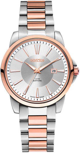 Мужские часы Roamer 730.856.49.15.70
