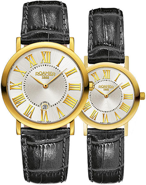 Мужские часы Roamer 934.000.48.11.SE 360 серии se детские часы ремешок бадди long