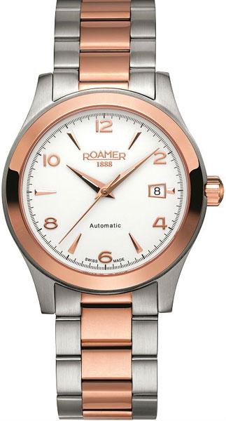 Купить Мужские Часы Roamer 950.660.49.24.90