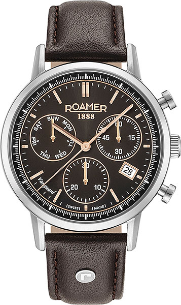Мужские часы Roamer 975.819.40.55.09