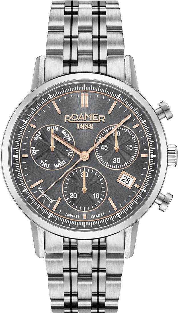 Мужские часы Roamer 975.819.41.05.90 цена