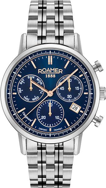купить Мужские часы Roamer 975.819.41.45.90 по цене 31450 рублей