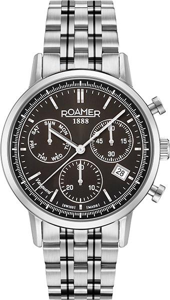 цена Мужские часы Roamer 975.819.41.55.90 онлайн в 2017 году