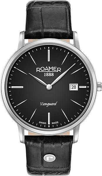 цена  Мужские часы Roamer 979.809.41.55.09  онлайн в 2017 году