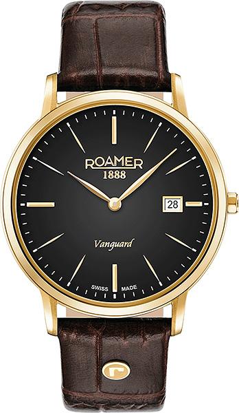 цена Мужские часы Roamer 979.809.48.55.09 онлайн в 2017 году