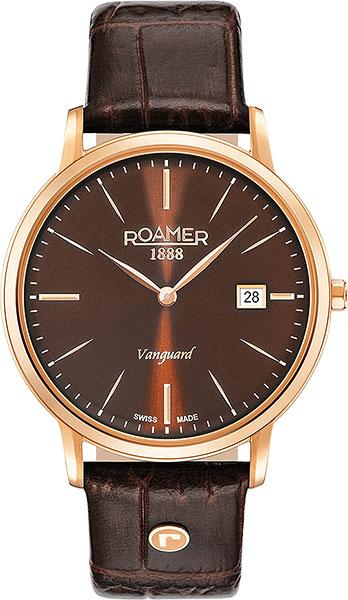 цена Мужские часы Roamer 979.809.49.65.09 онлайн в 2017 году