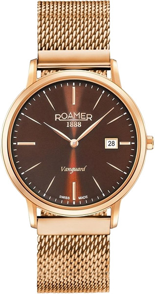 Мужские часы Roamer 979.809.49.65.90 цена и фото