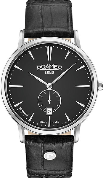 цена  Мужские часы Roamer 980.812.41.55.09  онлайн в 2017 году