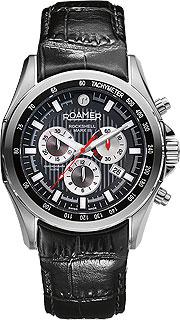 Мужские часы Roamer 705.856.49.45.07 Мужские часы Movado 0607012-m