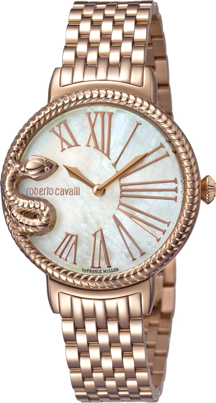 Женские часы Roberto Cavalli by Franck Muller RV1L020M0101 все цены