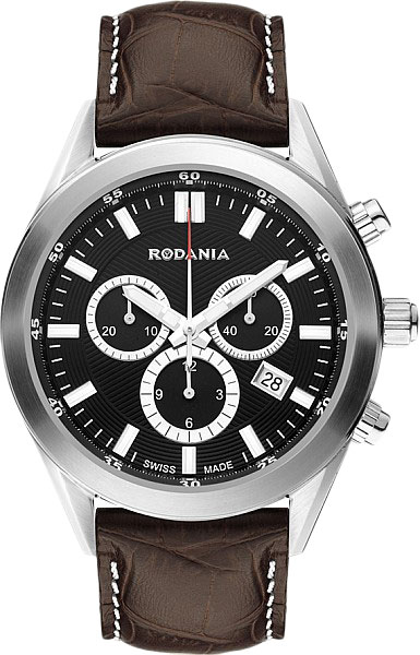 цена  Мужские часы Rodania RD-2500126  онлайн в 2017 году