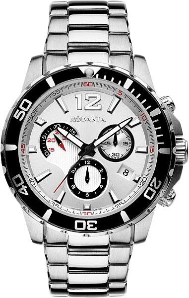 цена Мужские часы Rodania RD-2503048 онлайн в 2017 году