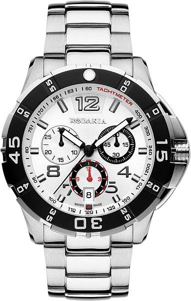 цена Мужские часы Rodania RD-2503141 онлайн в 2017 году