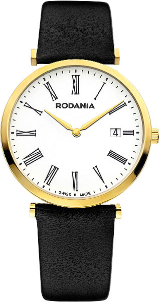 цена Мужские часы Rodania RD-2505632 онлайн в 2017 году