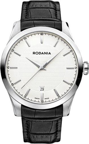 цена Мужские часы Rodania RD-2506820 онлайн в 2017 году