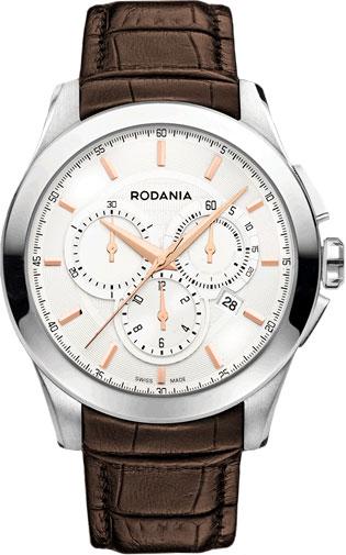 цена Мужские часы Rodania RD-2507123 онлайн в 2017 году