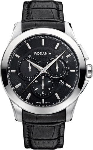 цена  Мужские часы Rodania RD-2507126  онлайн в 2017 году