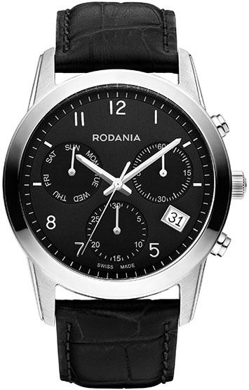 цена Мужские часы Rodania RD-2510326 онлайн в 2017 году