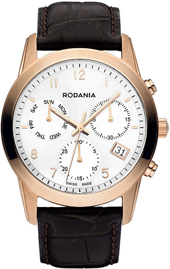 цена Мужские часы Rodania RD-2510333 онлайн в 2017 году