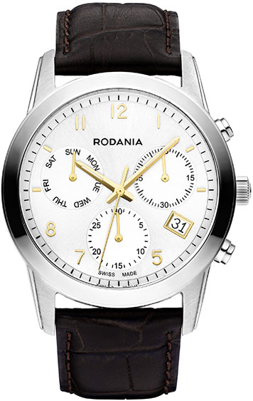 цена Мужские часы Rodania RD-2510371 онлайн в 2017 году