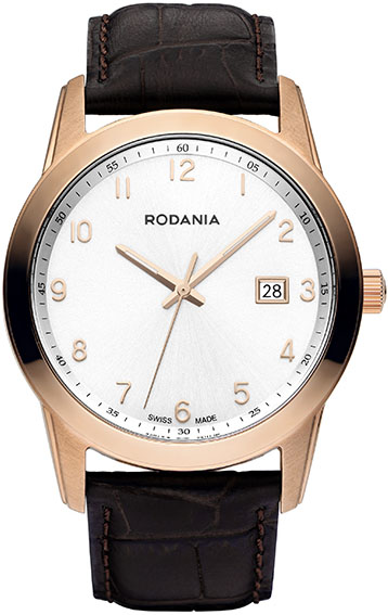 цена  Мужские часы Rodania RD-2510433  онлайн в 2017 году
