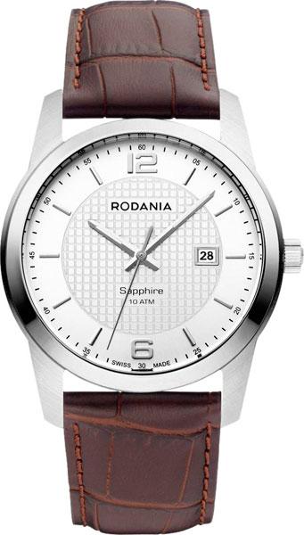 цена  Мужские часы Rodania RD-2511020  онлайн в 2017 году