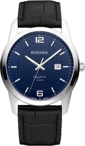цена  Мужские часы Rodania RD-2511029  онлайн в 2017 году