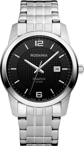 цена  Мужские часы Rodania RD-2511046  онлайн в 2017 году
