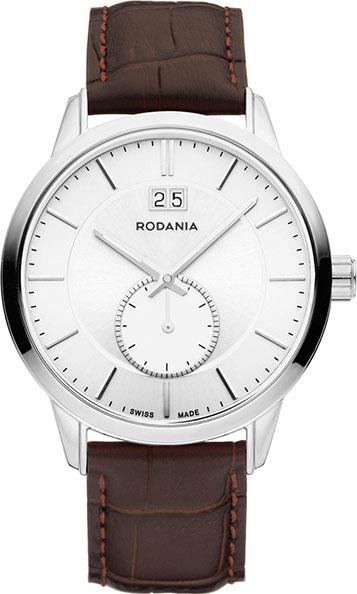цена  Мужские часы Rodania RD-2511220  онлайн в 2017 году