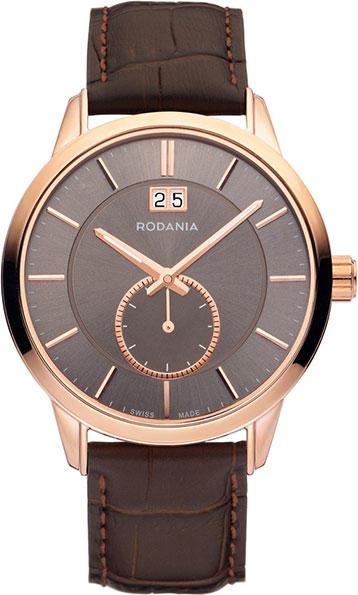 цена Мужские часы Rodania RD-2511235 онлайн в 2017 году