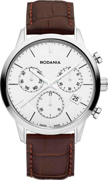цена Мужские часы Rodania RD-2511320 онлайн в 2017 году