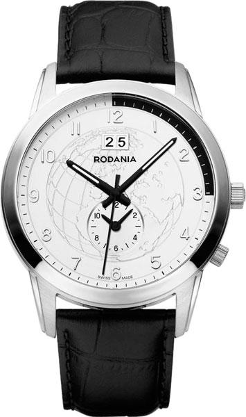 цена  Мужские часы Rodania RD-2511421  онлайн в 2017 году