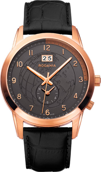 цена Мужские часы Rodania RD-2511436 онлайн в 2017 году