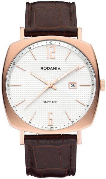 лучшая цена Мужские часы Rodania RD-2512433
