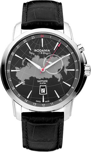 цена Мужские часы Rodania RD-2514722 онлайн в 2017 году