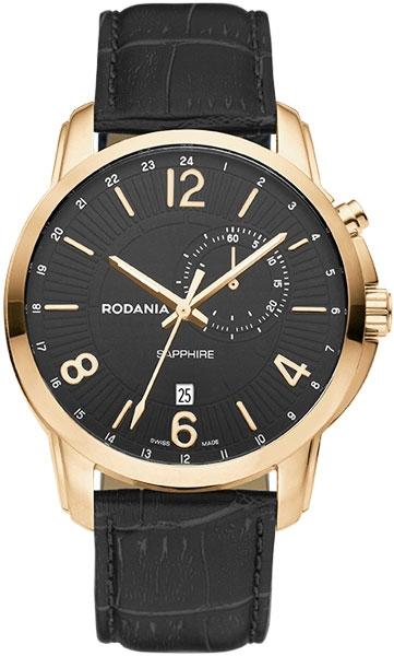 цена Мужские часы Rodania RD-2514736 онлайн в 2017 году