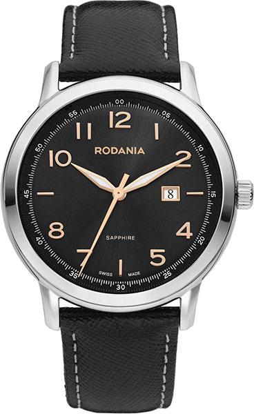 цена Мужские часы Rodania RD-2515327 онлайн в 2017 году