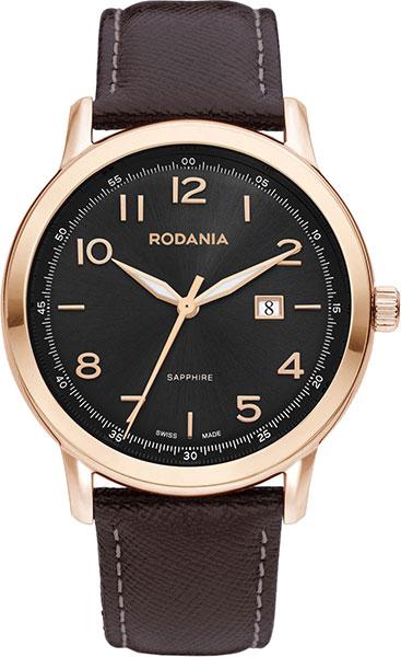 цена Мужские часы Rodania RD-2515336 онлайн в 2017 году