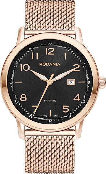 цена  Мужские часы Rodania RD-2515366  онлайн в 2017 году